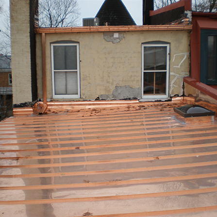 Cooper Roof, Gutter and Downspout
