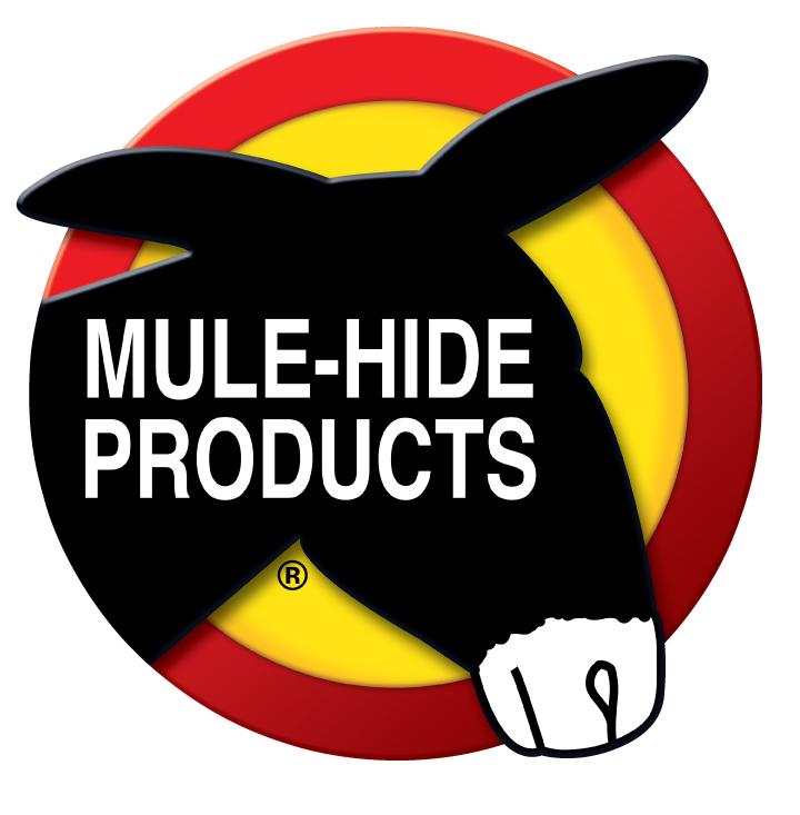 Mule hide logo